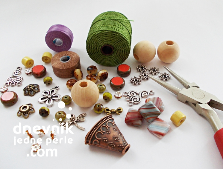materijal za izradu nakita