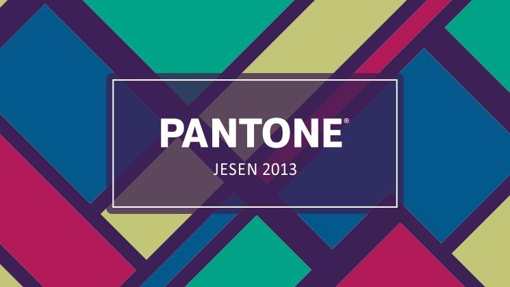 pantone jesen 2013