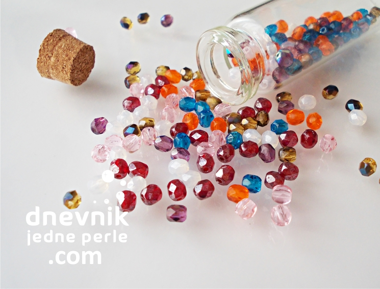 brusene perle