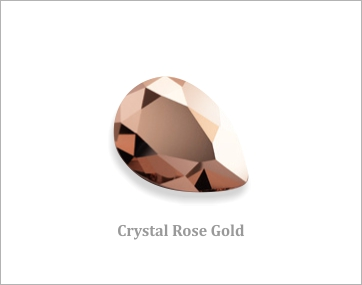 Crystal Rose Gold