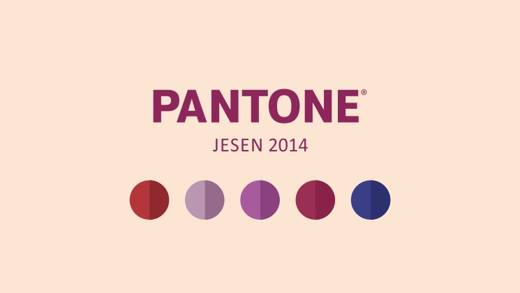 pantone jesen 2014