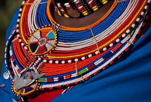 Putovanje kroz Afriku: Perle u Masai kulturi